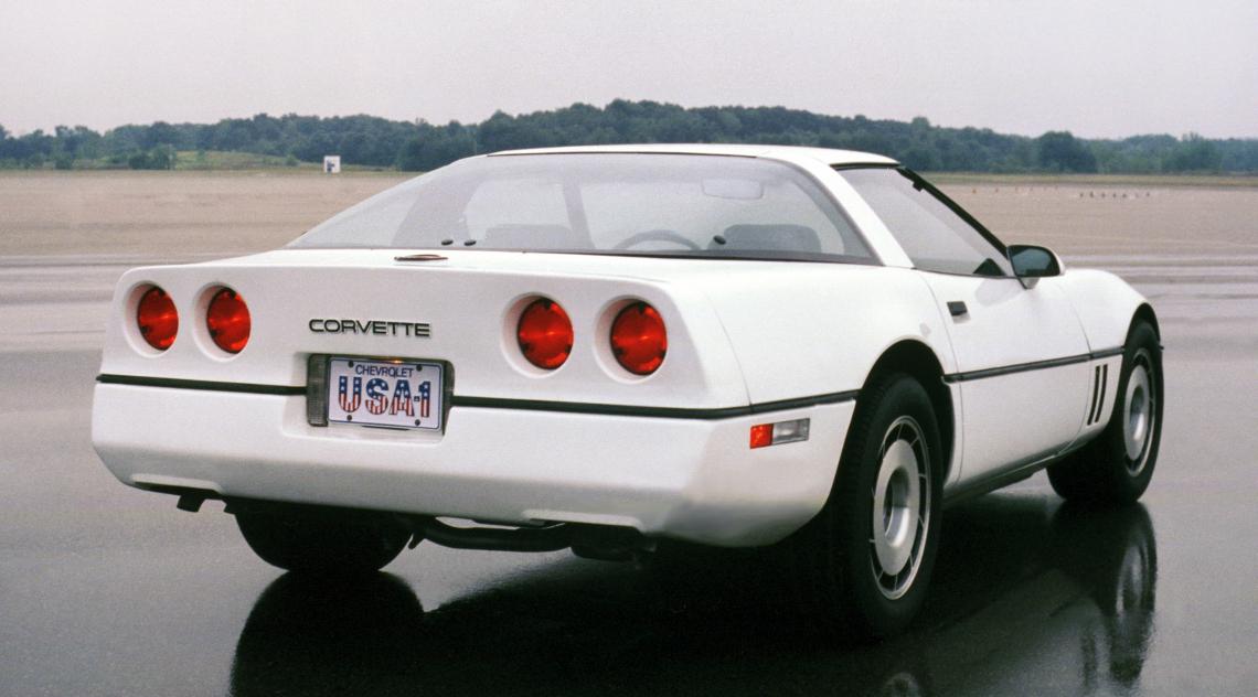1984 Corvette Parts