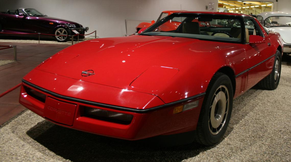 1985 Corvette Parts