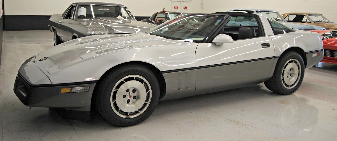 1986 Corvette Parts