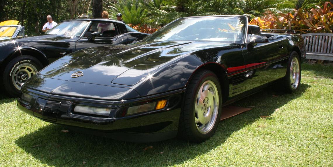 1993 Chevrolet Corvette Parts and Accessories