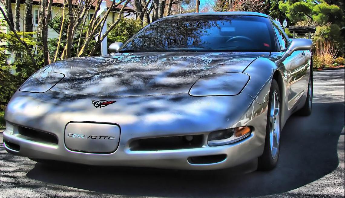 2000 Corvette Parts