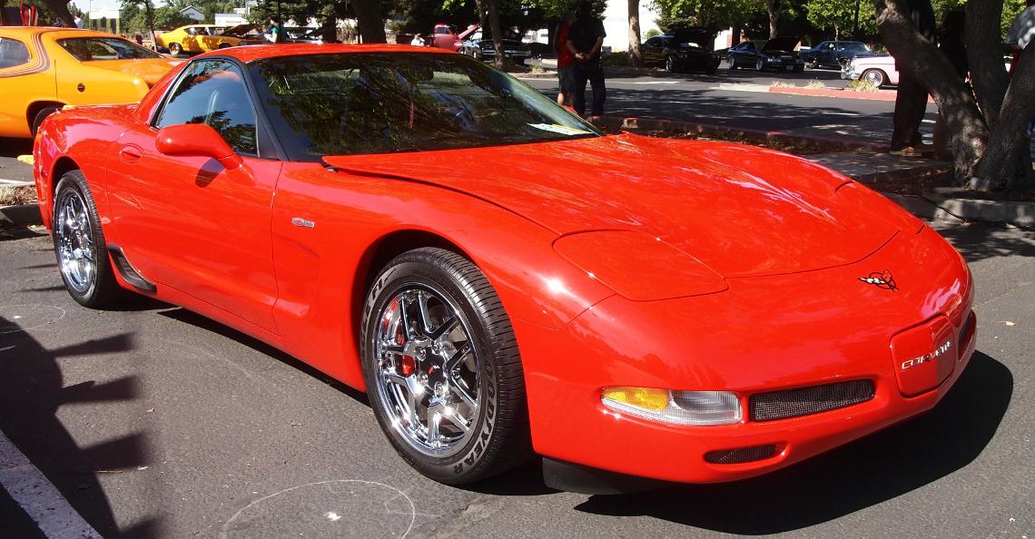 2004 Corvette Parts