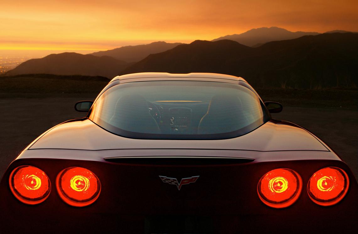 2005 Corvette Parts