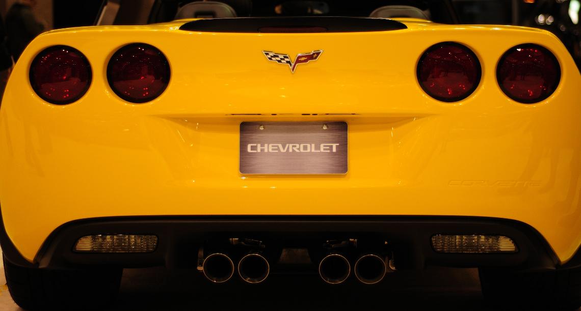 2011 Corvette Parts