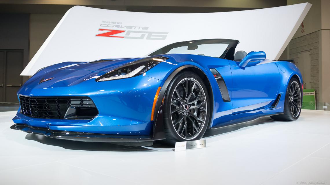 2015 Corvette Parts