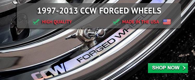 CCW Corvette Wheels