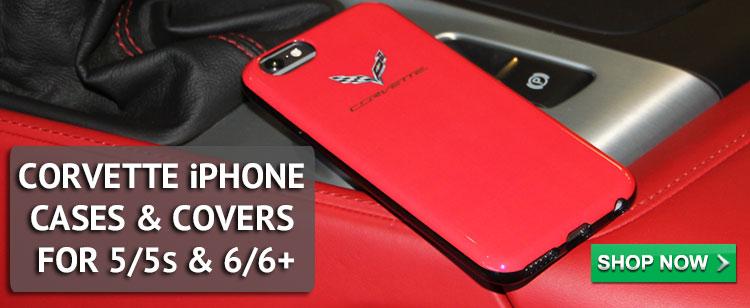 Corvette Cell Phone Cases