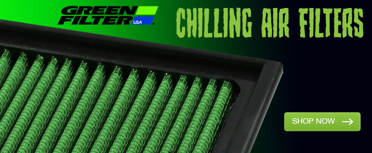 Green High Performance Air Filters