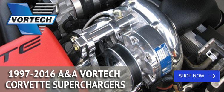 A&A Vortech Corvette Superchargers