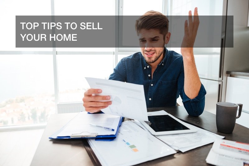 top tips to sell your home