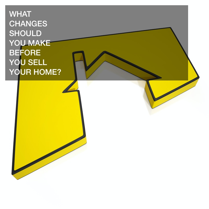 before you sell your home
