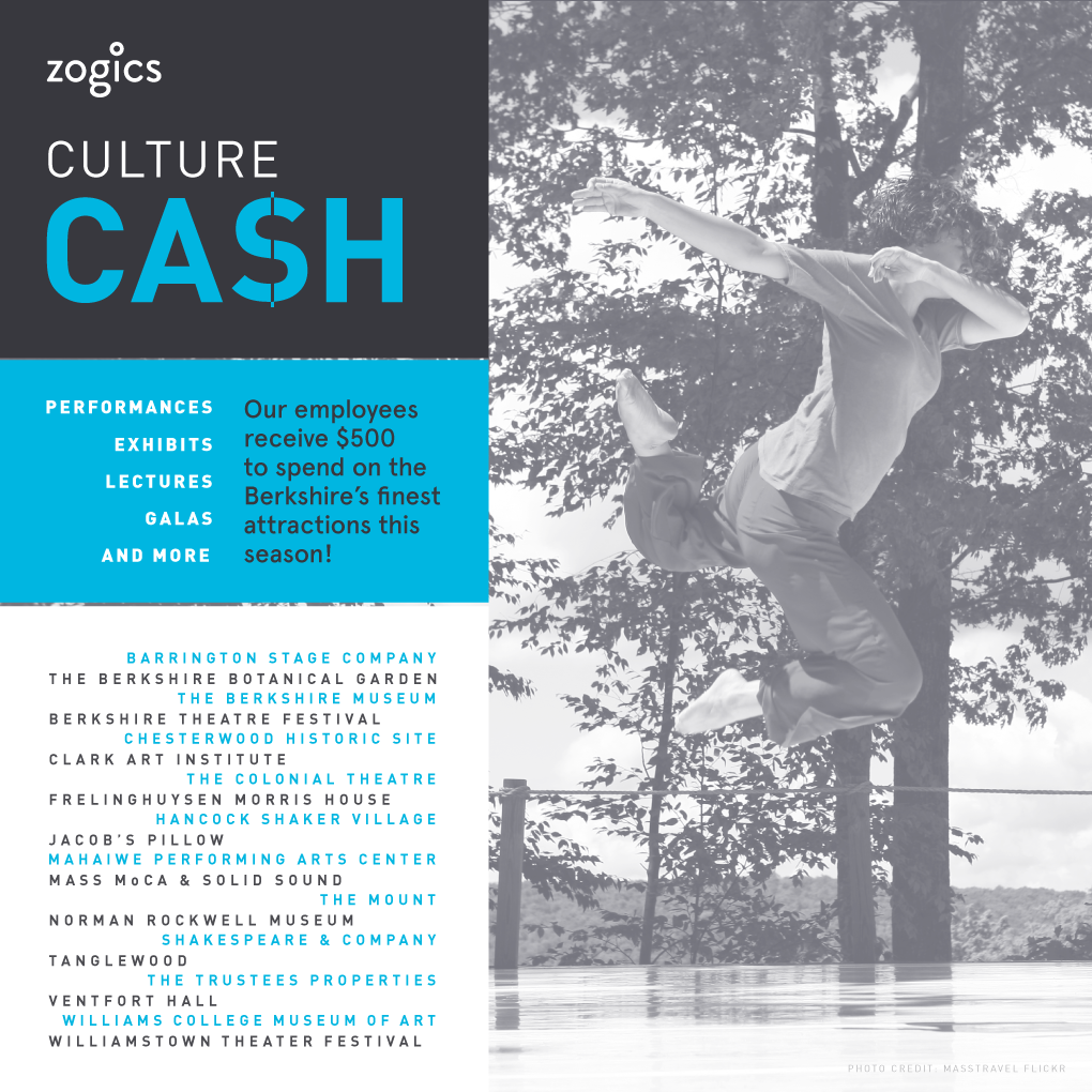 Zogics Culture Cash