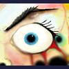 Burnt eye