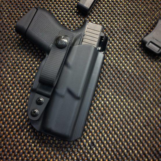 Wraith Custom Gun Holster for Behind the Hip Carry