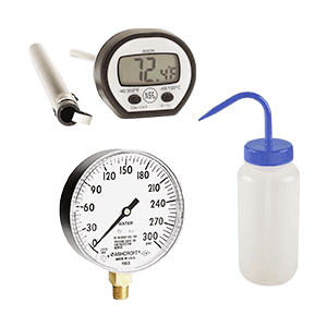 Test Instruments & Gauges