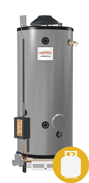 Propane Water Heaters