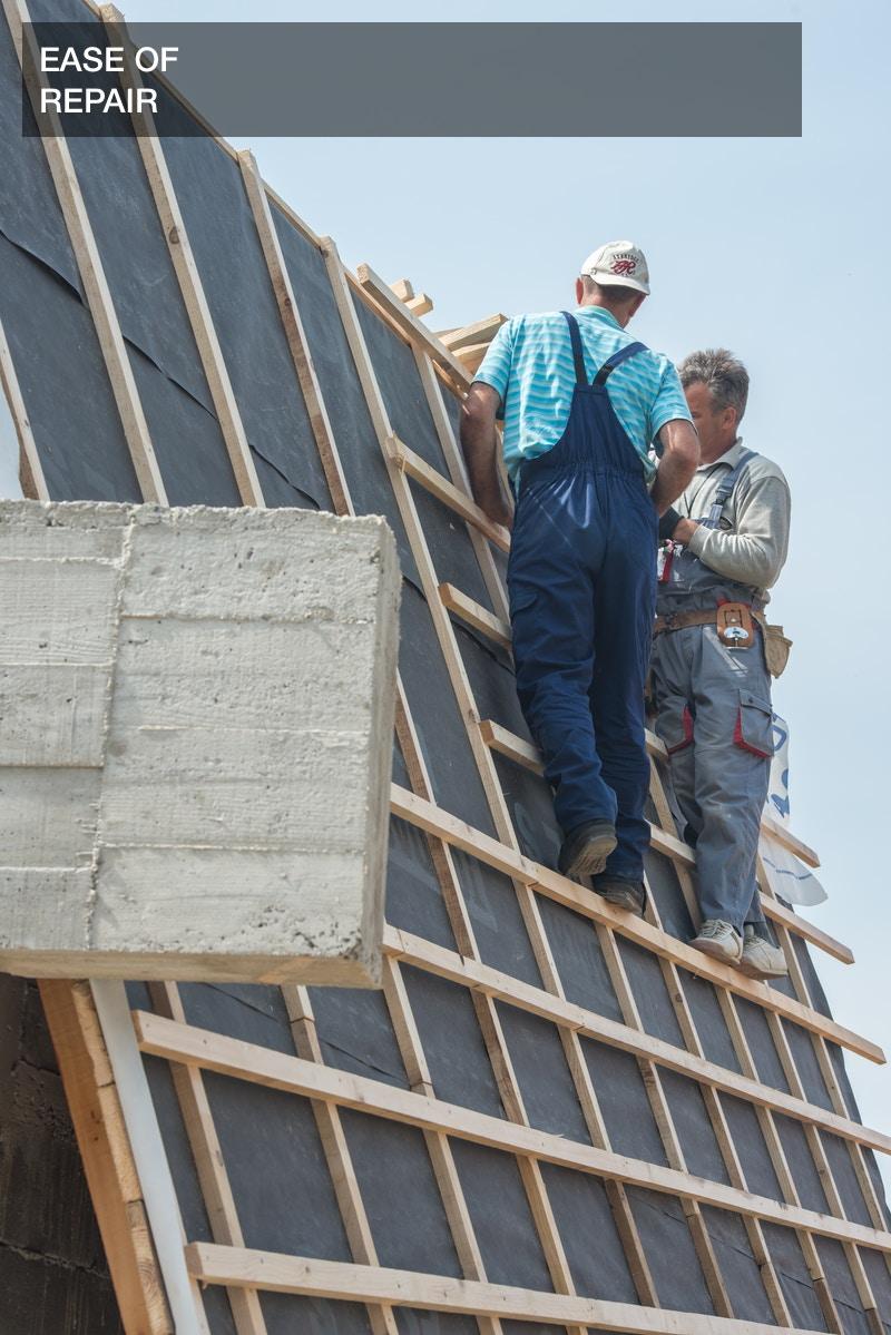 metal roofer
