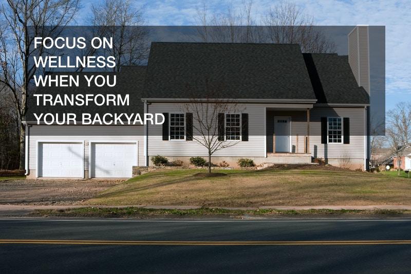 transform your backyard