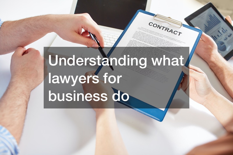 Lawyers for business