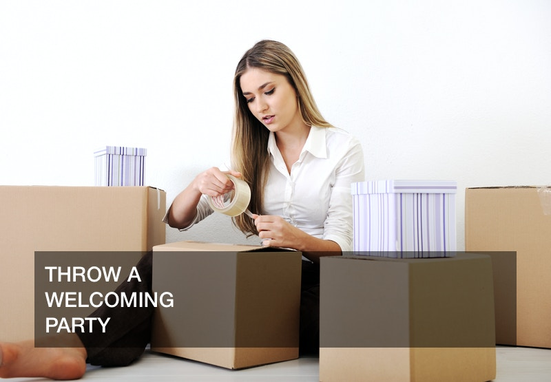 how to handle the stress of moving