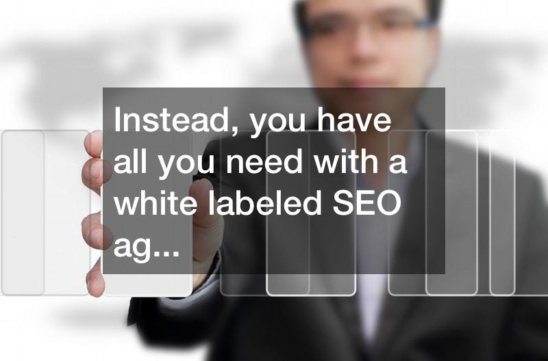 white label seo report