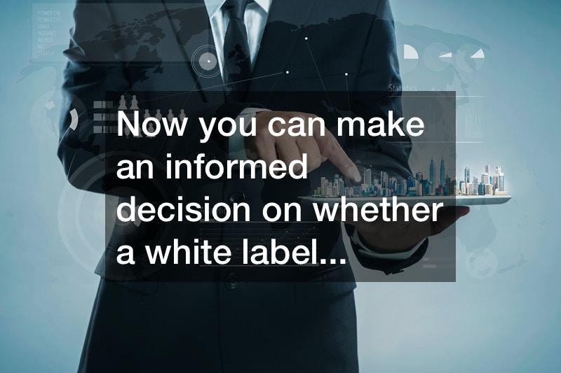 white labeling agency