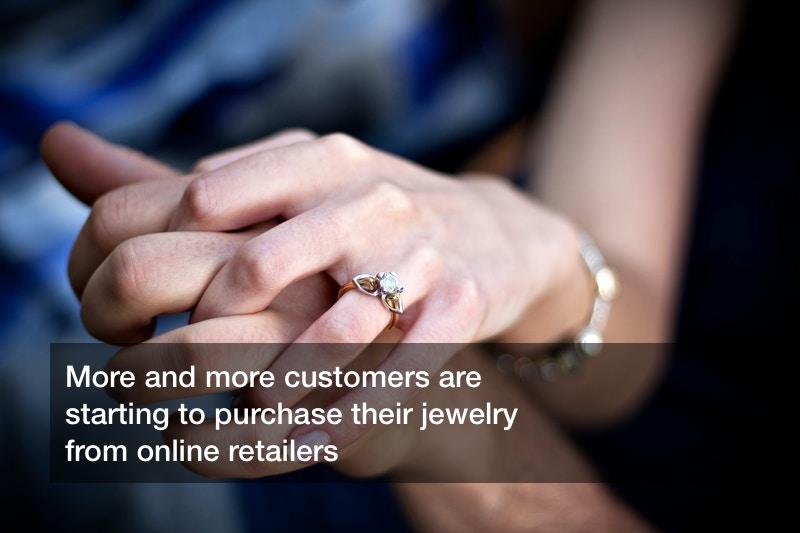 Internet jewelry stores