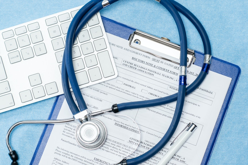 Mobile healthcare apps