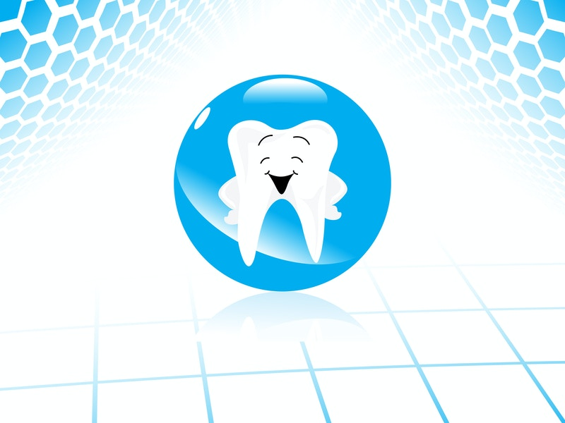 Cosmetic laser dentistry