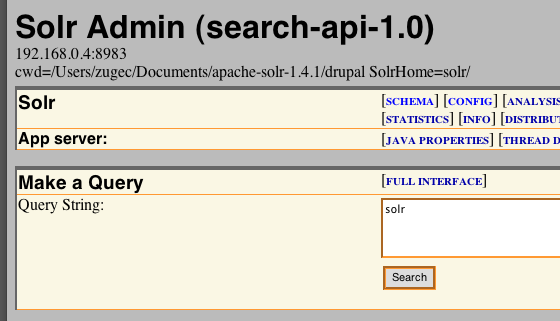 How to setup Search API with Apache Solr - Ivan Zugec