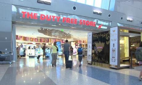 Thumbnail of Nuance's latest store at McCarran International Airport, Las Vegas.  12 minutes.