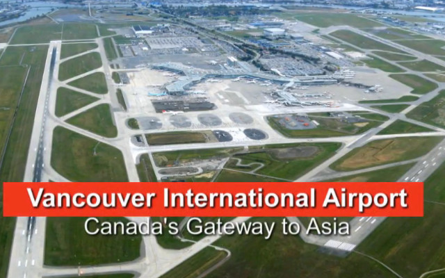Thumbnail of World Duty Free Group at Vancouver International Airport.  10 mins.