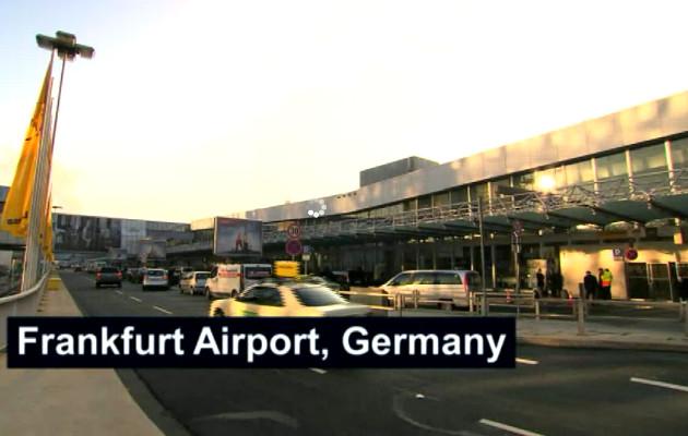 Thumbnail of Heinemann at Frankfurt. Take 2.  3 mins.