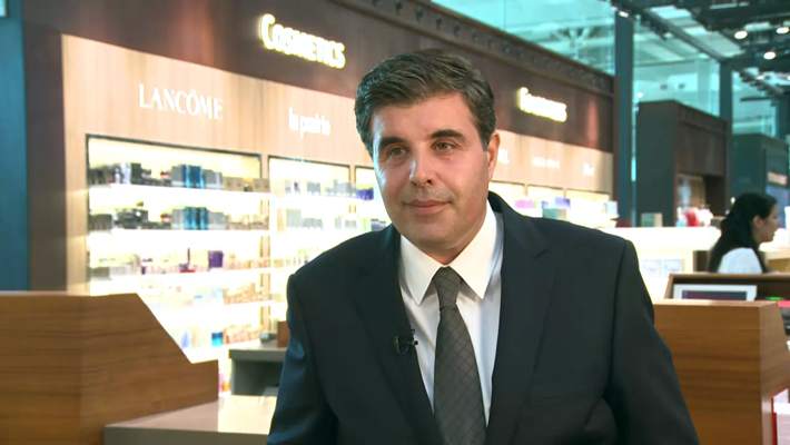 Thumbnail of Ersan Arcan, General Manager, ATU on their brand new retail offer at Ataturk Istanbul International Airport. 10 minutes.