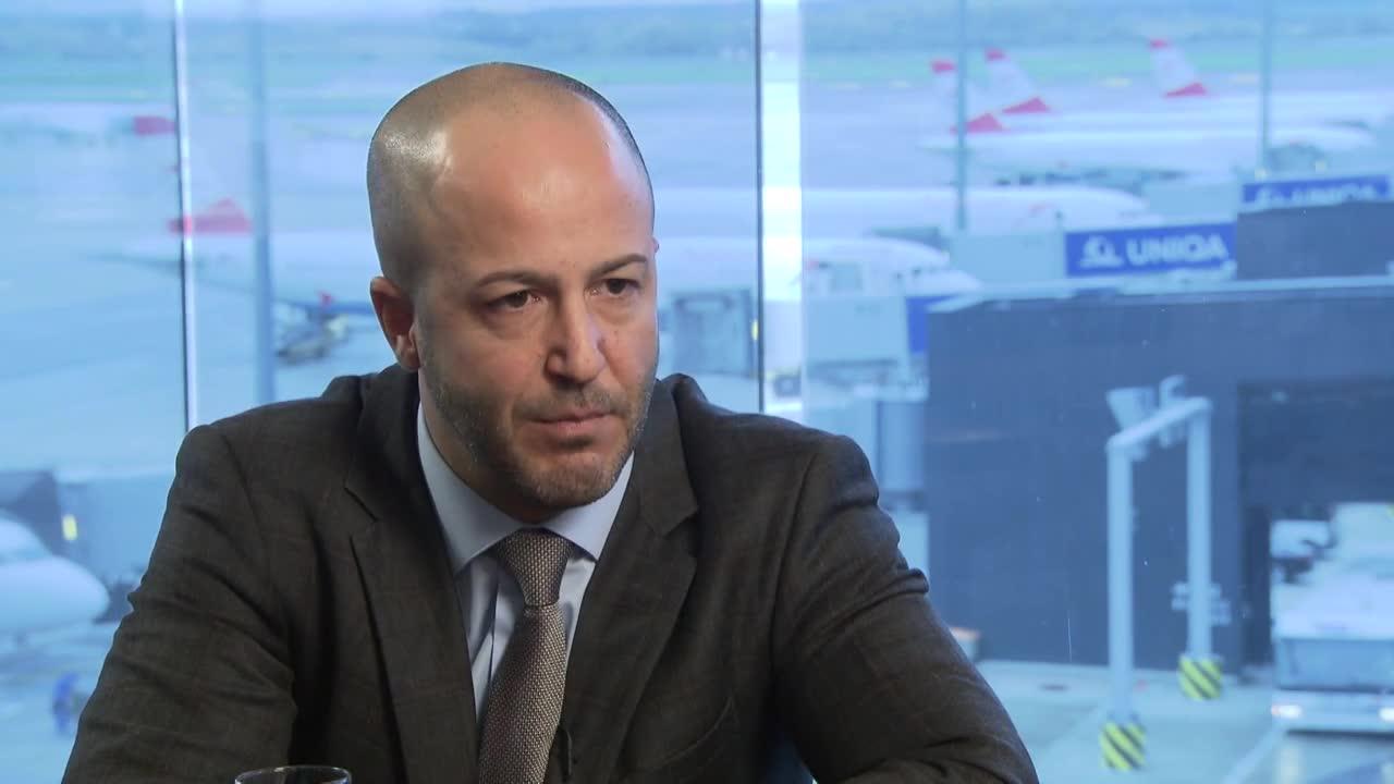 Thumbnail of Adil Raihani, Senior VP Center Management, Vienna International Airport. 12 minutes