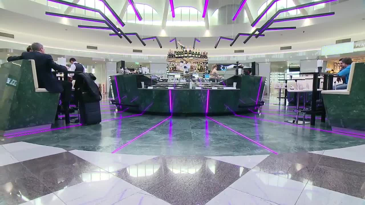 Thumbnail of Adil Raihani, Senior VP Center Management Vienna International Airport on VIA's retail completion.   12 minutes.