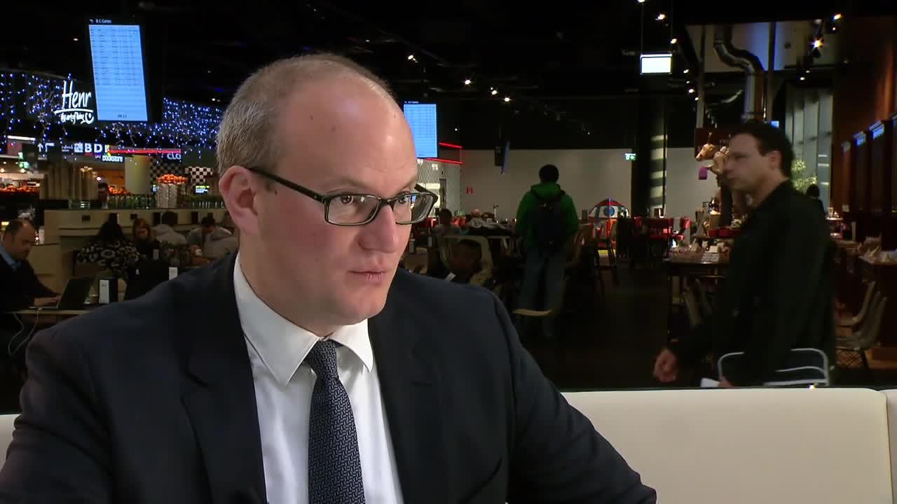 Thumbnail of Julian Jager, Chief Commercial Officer, Vienna International Airport.  6 mins.