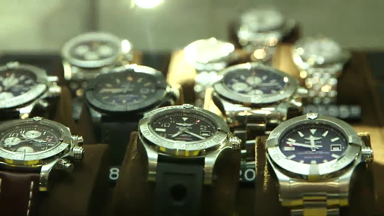 Thumbnail of GMT at Qatar Duty Free.  45 seconds.
