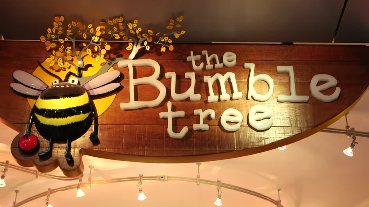 Thumbnail of  BumbleTree from Qatar Duty Free.  1 Minute.