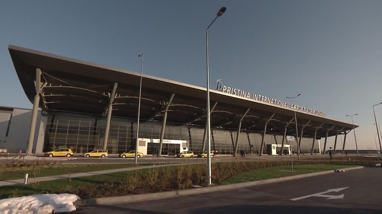 Thumbnail of PRISTINA INTERNATIONAL AIRPORT ADEM JASHARI. 4 mins. 50 secs.