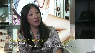 Thumbnail of Caroline Cheung, President, Escale dba Destination Marketing Group