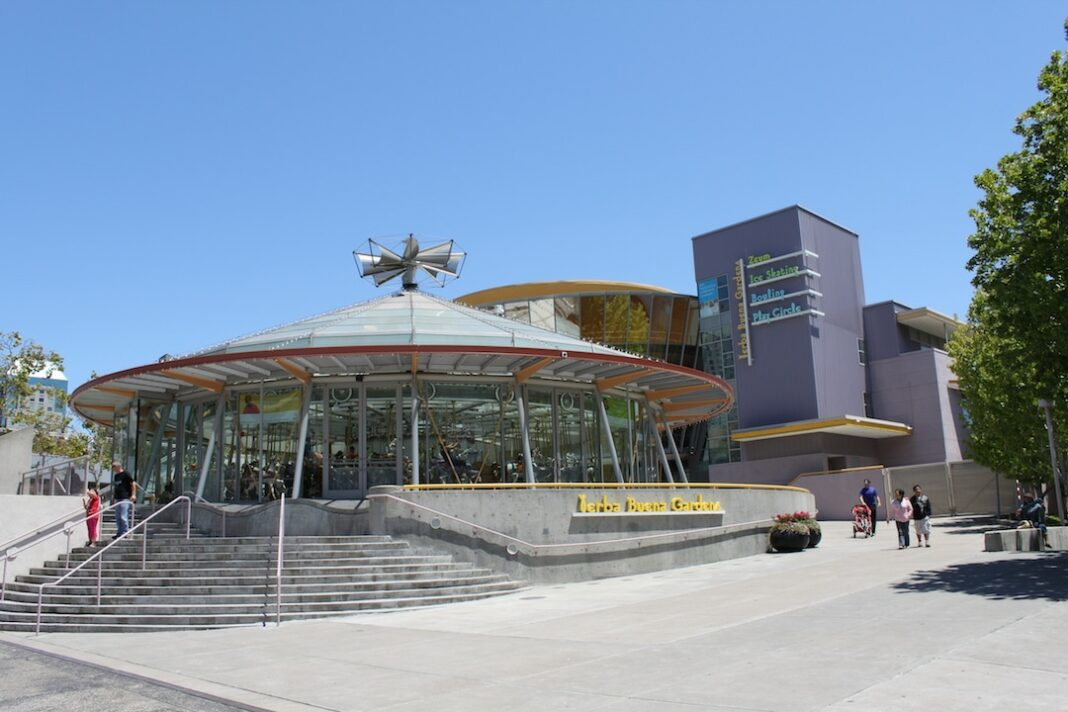 Best things to do in san francisco with kids - Yerba buena gardens san francisco ...