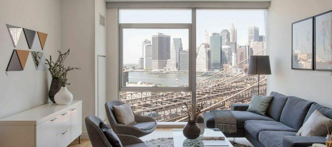 40 NYC Apartment Buildings With Insane Amenities Extraordinary Three Bedroom Apartments Nyc Interior