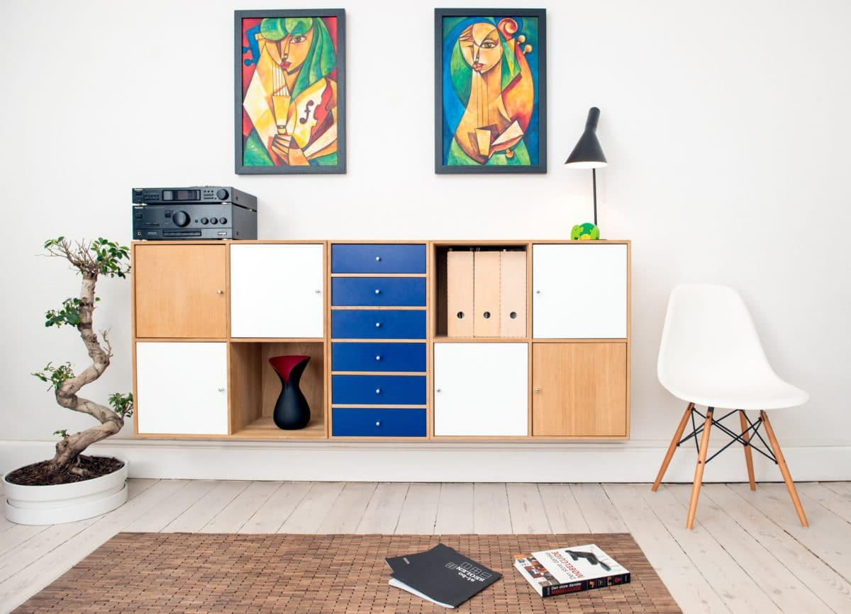 15 Smart Storage Tips For Apartment Renters
