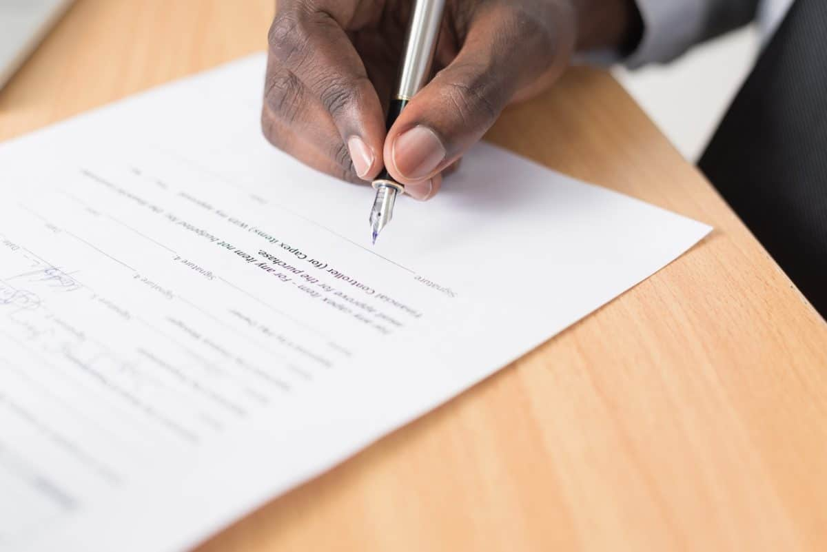 What Is A Standard Lease Agreement
