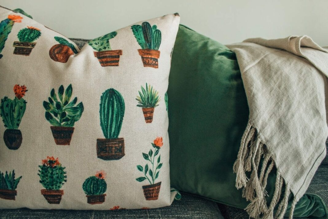 Awe Inspiring Cactus Pillow On Couch The Zumper Blog Uwap Interior Chair Design Uwaporg