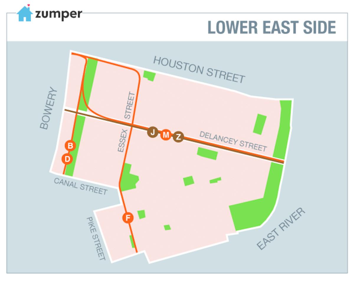 lower-east-side - The Zumper Blog