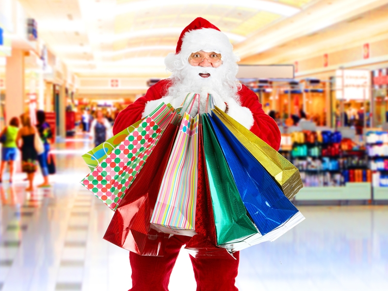 Healthy Holiday Shopping featured image