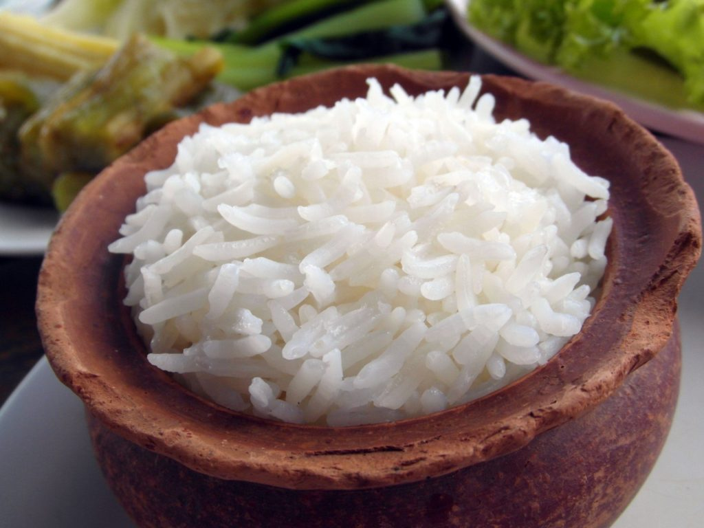 Cutting Rice Calories featured image