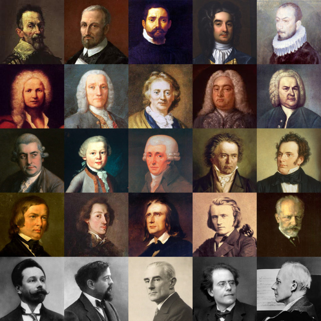 52 Famous Pieces Merged Into One Great Track featured image